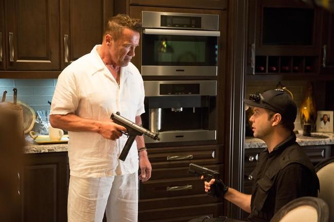 Killing Gunther Arnold Schwarzenegger Taran Killam