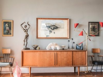 Trece muebles que demuestran que el estilo retro sigue vivo y da para mucho