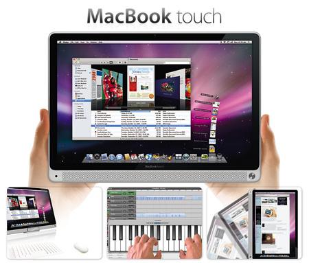 Macbook Touch ¿en septiembre?