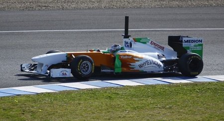 Previo Fórmula 1: Force India debe plantearse un suma y sigue