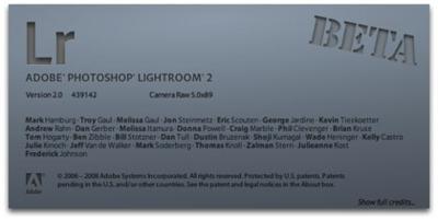 Adobe planta cara con la beta de Lightroom 2.0