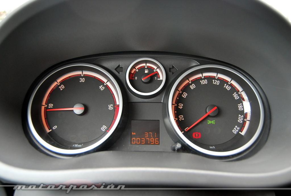 Foto de Opel Corsa 2010 (presentación) (14/37)