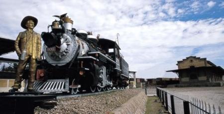 Estacion De Ferrocarril En Durango