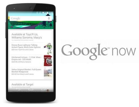 Ahora verás lugares cercanos donde comprar lo que buscas en Google Now