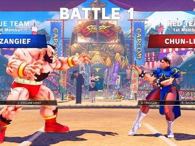 Street Fighter V: Arcade Edition incluirá un modo Team Versus: Ryu luchará con las reglas de The King of Fighters