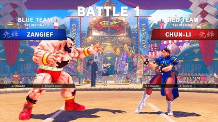 Street Fighter V: Arcade Edition incluirá un modo Team Versus: Ryu luchará con las reglas de The King of Fighters