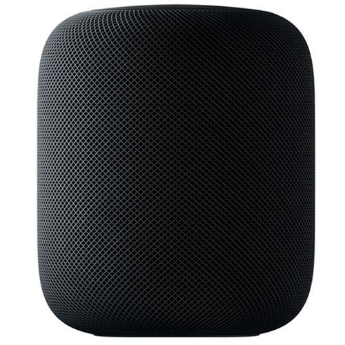 Altavoz inteligente - Apple HomePod, Chip A8, Siri, Altavoz 360º, Bluetooth, Wi-Fi, Gris espacial, domótica