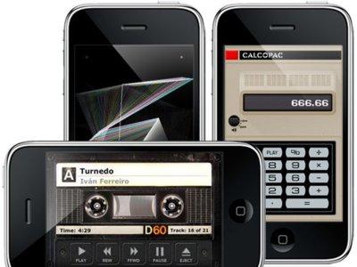 Cómo convertir tu moderno iPhone en una pieza retro de museo, con sólo tres aplicaciones