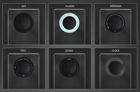 Huawei Patente Pantalla Tactil Aro Camara Controles Tactiles
