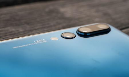 Así es la triple cámara del Huawei P20 Pro por dentro