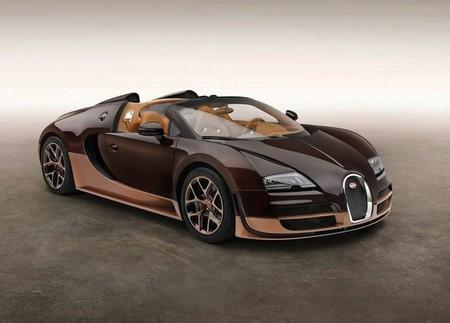 Bugatti nos muestra su Veyron 16.4 Grand Sport Vitesse edición Rembrandt Bugatti