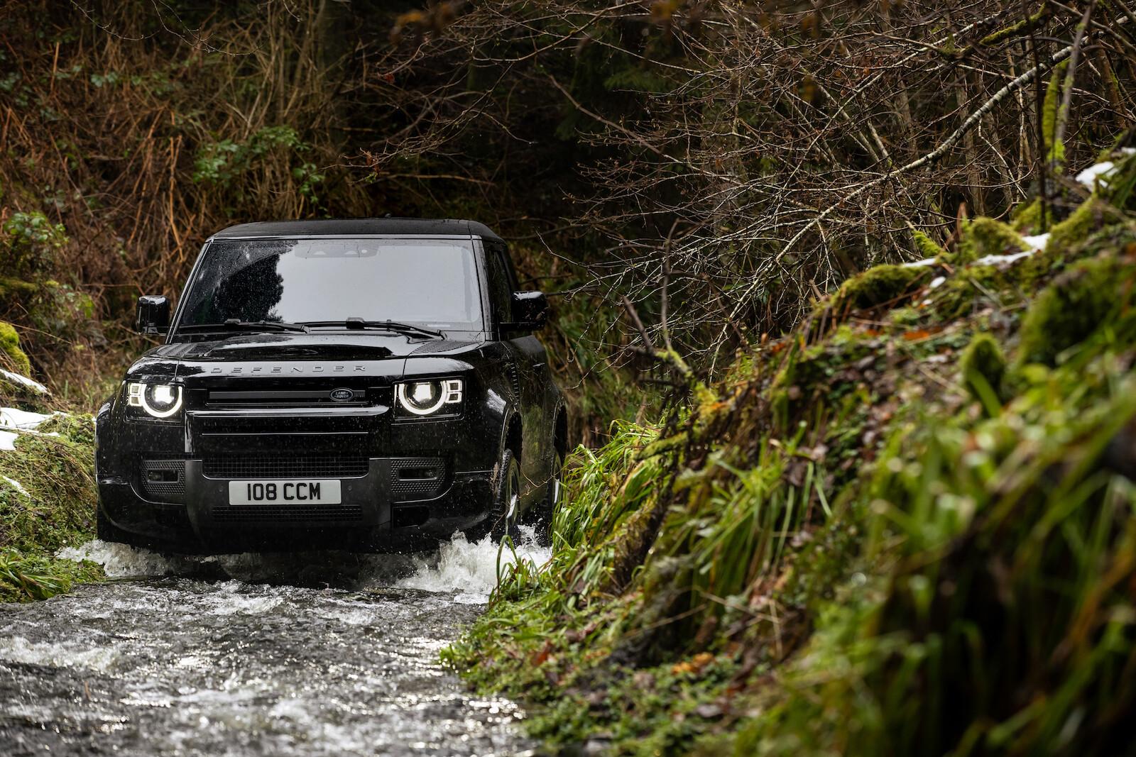Foto de Land Rover Defender V8 (5/30)