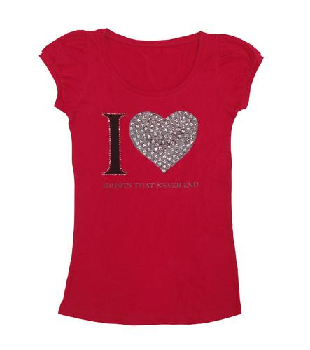 Stradivarius festeja San Valentín con una camiseta
