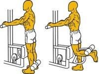 Guía para principiantes (XXIV): Curl de piernas de pie