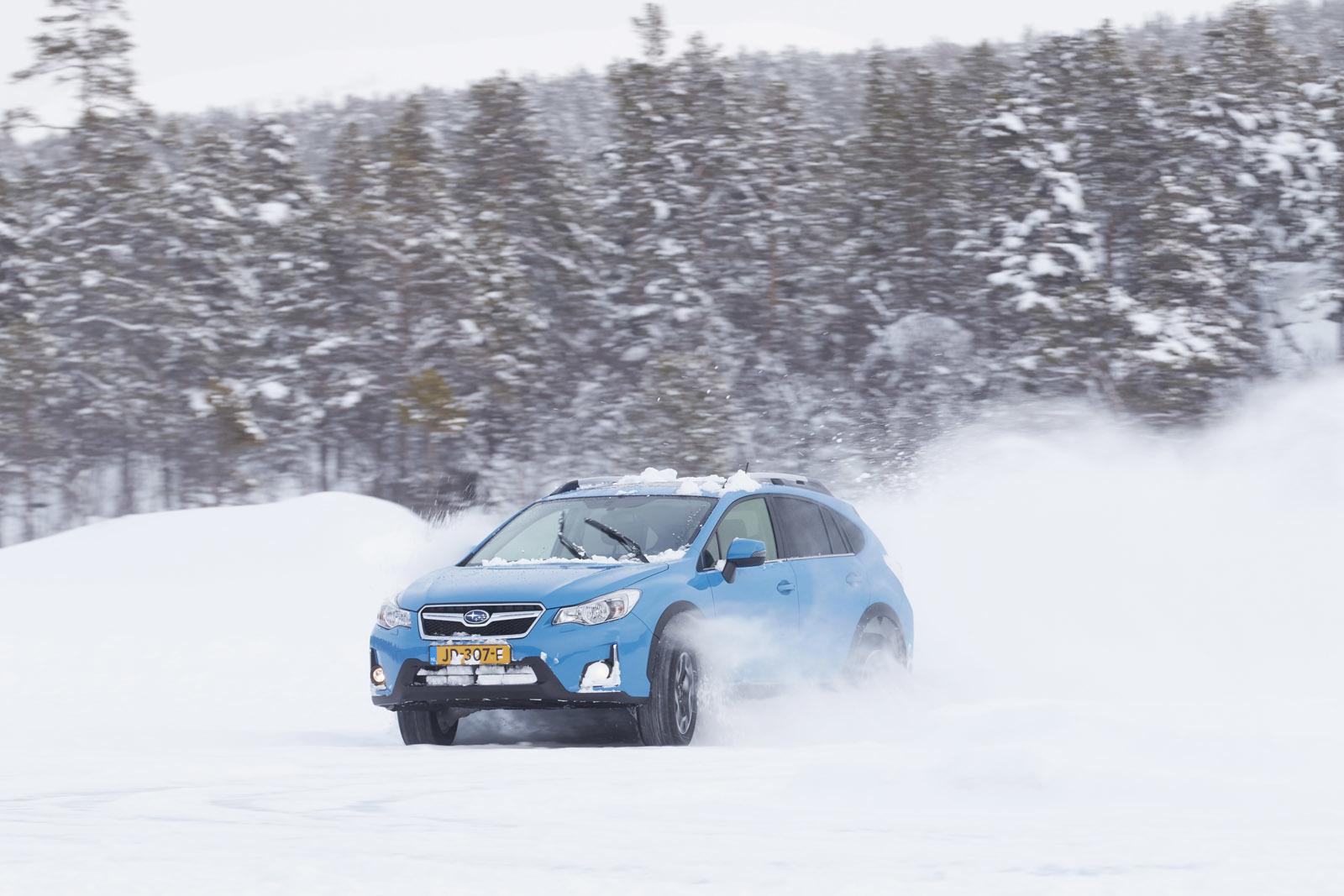 Foto de Subaru Snow Drive 2016 (132/137)