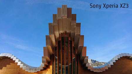 Sony Xperia Xz3 Dia Pincipal