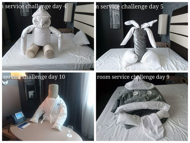 Figuras Creativas Hotel