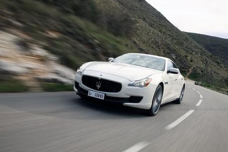 Maserati Quattroporte 2013, a la venta desde 125.788 euros