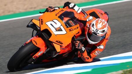 Lecuona Jerez Motogp 2021