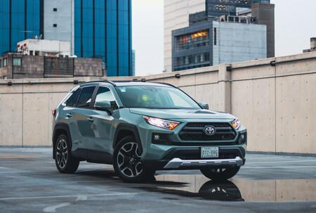 Toyota Rav4 Adventure 2021 Prueba De Manejo Opinion Resena Mexico 3