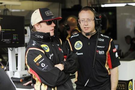Eddie Jordan cree que Red Bull y Kimi Räikkönen no se entenderían bien