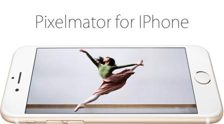Pixelmator para iOS lanza su esperada actualización: ya es compatible con iPhone