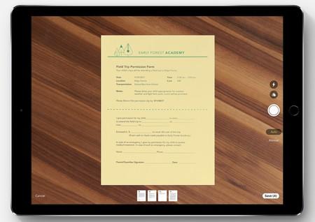 Escáner de documentos