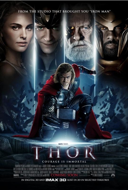 Foto de 'Thor', nuevos carteles (4/4)