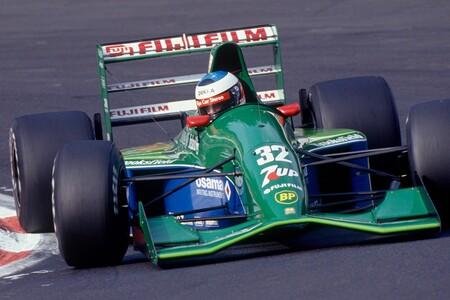 Schumacher Spa F1 1991