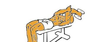 Cuida tus codos al entrenar tríceps