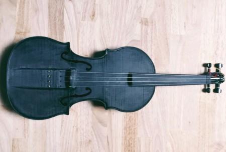 Hovalin es el violín inspirado en los Stradivarius que puedes imprimirte en 3D