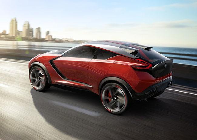 Foto de Nissan Gripz Concept (7/18)