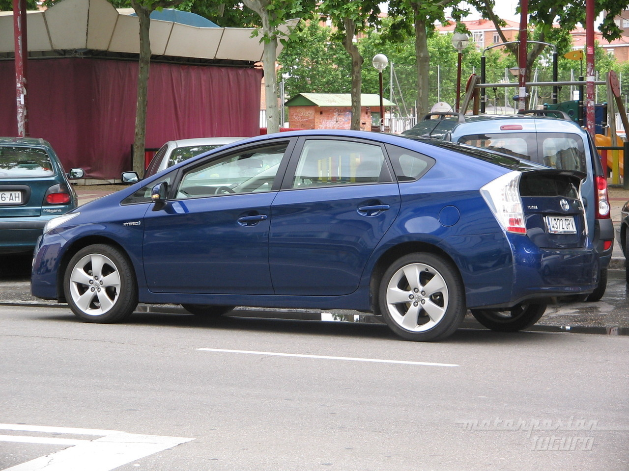 Foto de Toyota Prius (37/44)