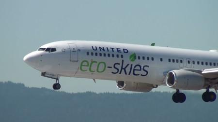 El excremento ahora se transformará en el combustible de este avión comercial