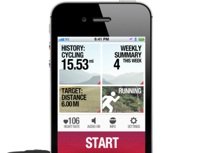 Polar Beat: convierte tu iPhone en un pulsómetro