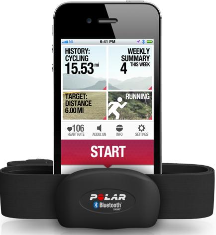 b00cdd76825 Polar Beat: convierte tu iPhone en un pulsómetro