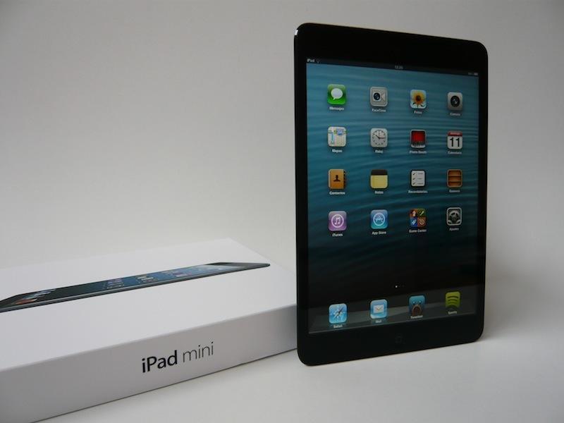 Foto de Diseño exterior del iPad mini (6/30)