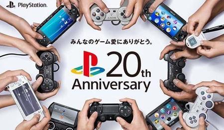 Sony celebra el 20 aniversario de PlayStation con un video memorable