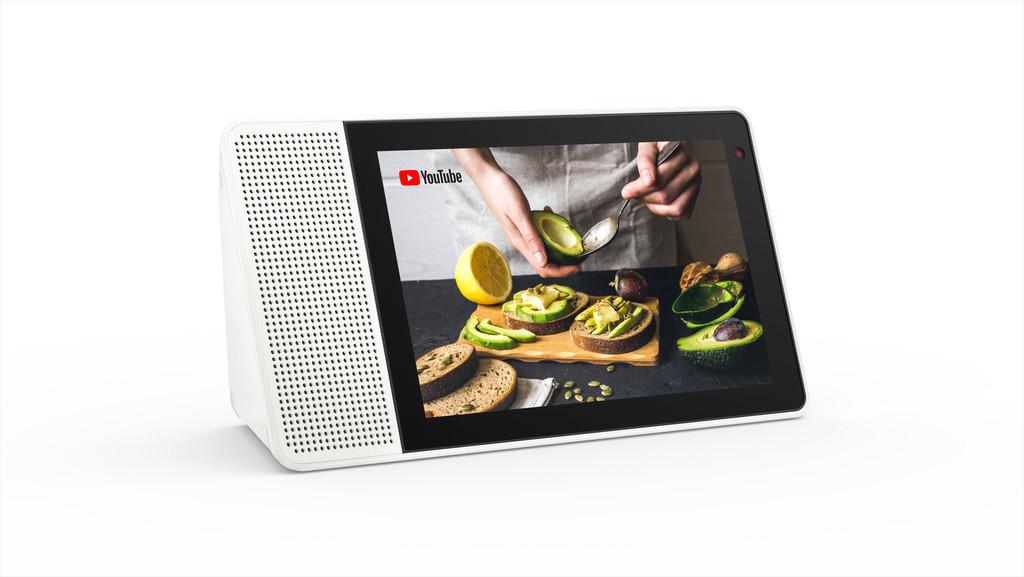 Lenovo Smart Display llega a España: precio y disponibilidad de esta