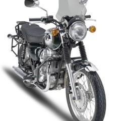 Foto 4 de 6 de la galería givi-mantiene-el-toque-de-los-anos-60-en-la-kawasaki-w800 en Motorpasion Moto
