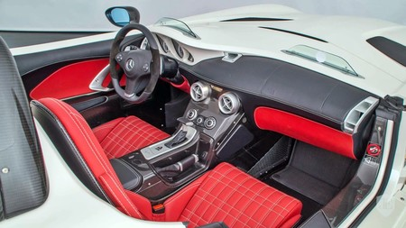 Mercedes Benz Slr Mclaren Stirling Moss En Venta 12