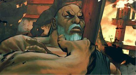 'Street Fighter IV', primeras imágenes y vídeo de Gouken