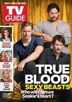 Los tres chulazos de True Blood compartiendo portada... ¿hay sitio para mí?