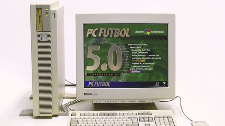 He vuelto a jugar al PC Fútbol 5.0 casi 25 años después: la nostalgia de un adelantado a su tiempo