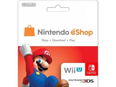 Nintendo eShop Card de 50 euros por 44,19 euros con este cupón de descuento