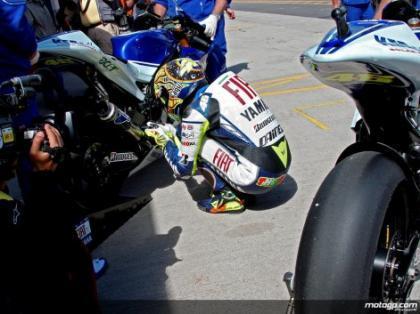 Valentino Rossi renueva con Yamaha por dos temporadas