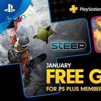 Steep y Portal Knights entre los juegos de PlayStation Plus de enero