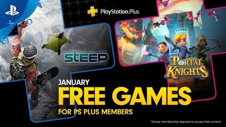 Juegos Gratis En Ps Plus Enero De 2019 Ps4 Ps3 Y Ps Vita