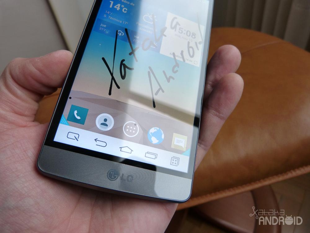 Foto de LG G3 S, diseño (19/23)