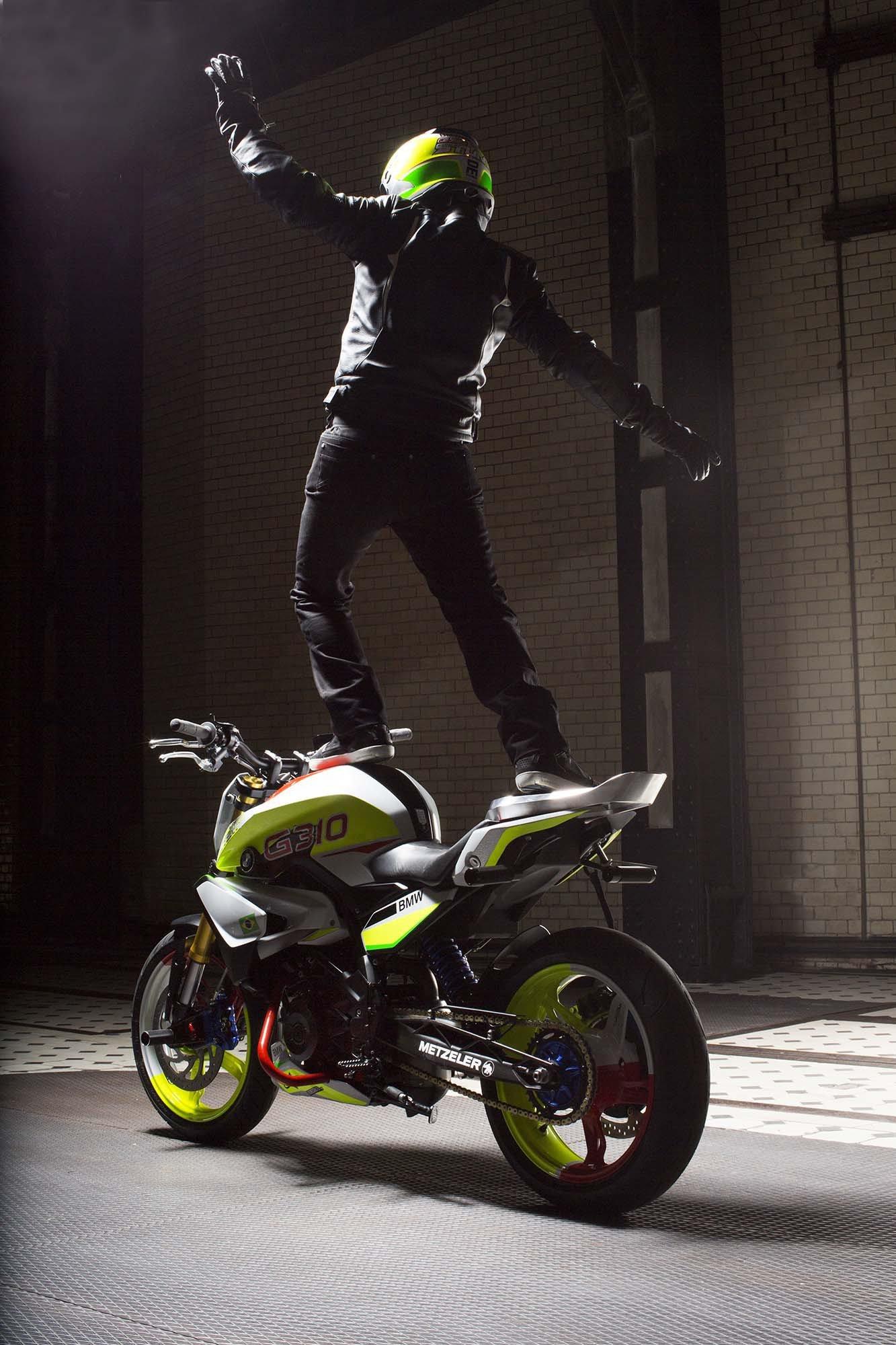 Foto de BMW Concept Stunt G 310 (8/36)